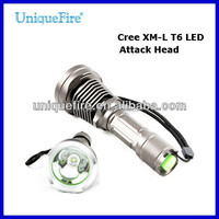 UniqueFire multi-function Cree T6 led 1101 police flashlight
