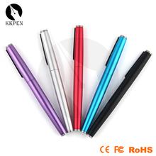 Jiangxin green design pc screen writing pen with led light