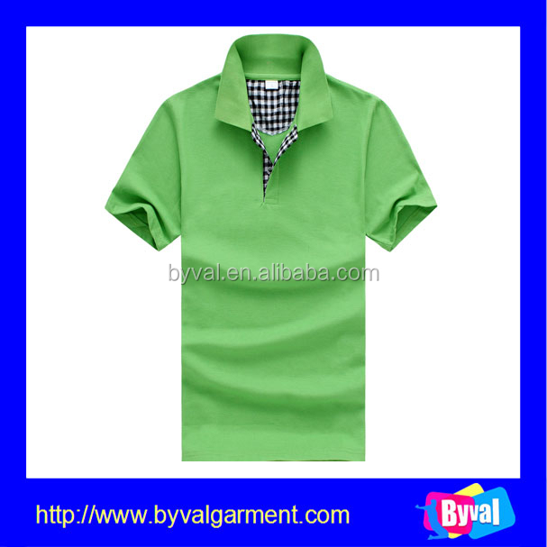 Hot Sale Polo T Shirts Manufacturer China Custom Your Own