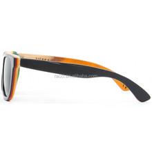 handmade skateboard wood sunglasses manufacturer in China