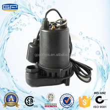 submersible sump pump with CSA certification -small centrifugal pump household supplies