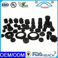 MFG One-Stop Services Silicone Rubber Product vulcanized rubber feet