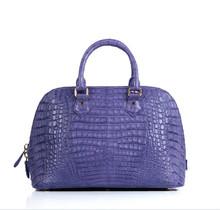 2015 New Style Genuine Crocodile Skin Bag Women Handbag