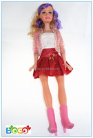 2015 New Product Plastic 28 Inches Fashion Barbie Doll for Girls No. X28
