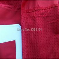 Сан-Франциско #35 Эрик Рид #84 Рэнди Мосс #85 Вернон Дэвис Джерси женщины дамы девушки красный белый свитер 100% сшитые