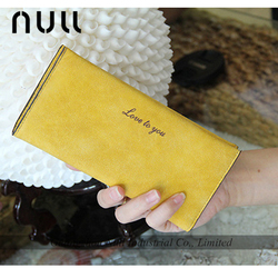 Causual and long Handicraft Girls Wallet China Supplier