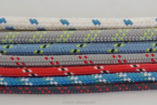 CE Double-braided polyester boat/ship/yacht sailing ropes