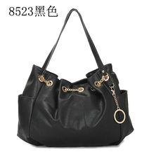 2013 PU leather fashion designer brand name Jet Set logo handbags buff leather women bags