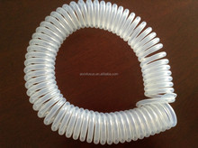 PFA coil tube with large flexible and bending performance