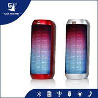 best design bluetooth speaker, super Bass portable mini speaker, Support FM/MIC/TF Card function.