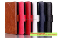 Slim Wallet Flip Case Cover For Samsung Galaxy Note3 neo