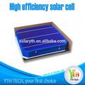 de alta eficiencia 6 pulgadas de la oblea de silicio para paneles solares de silicio monocristalino solar células