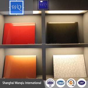 WQ 8 мм Белый УФ Покрытием High Gloss Мдф для Мебели