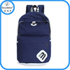 Canvas Material stylish travel backpack bag custom print backpack