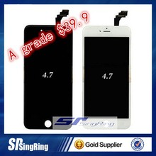 Original New Mobile Phone for iphone 6 lcd digitizer touch screen, for iphone 6 lcd with touch assembly