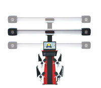 Garage tools 3D wheel alignment with CE & ISO approved