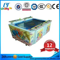 CY-AM111 4 players ocean hunter arcade game for sale catch fish game fishing video games