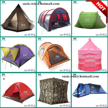 1-10 Man Waterproof Outdoor Camping Tent Pop Up Tent Large Luxury Family Tent for sale