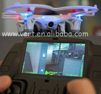 2015 Hot new tech mini 5.8G receiver fpv Rc quadcopter with camera toy helicopter GPS 4-axis drone