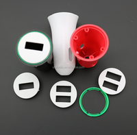 Plastic injection parts/custom plastic parts/plastic car charger housing