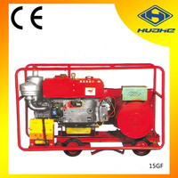 15kw used diesel generator with water cooled diesel engine,used diesel generator for sale
