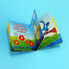 Customized children coloring book printing service in china