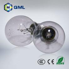 Ahorro de energía 220 v bombilla de la lámpara incandescente con e27 b22 base