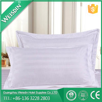 WEISDIN high quality woven 3cm strip love pillow cases