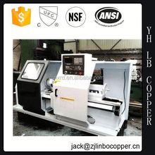 Jiesheng Brand CW61125 Horizontal Lathe Machine