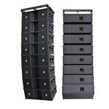 professional dj +gabinete de line array horn loaded speaker