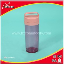 Plastic biodegradable refillable personalized water bottles for kids