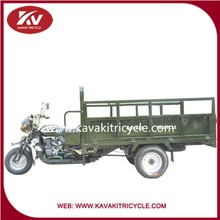 2015 chinese popular new style 150cc 200cc air cooled gas powered 3 wheel motorcycle/cargo bike