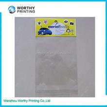 Colorful Printed Self Adhesive Seal OPP Plastic Bag
