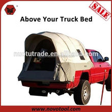 China Manufacturer Canvas 5 ft. Ceiling Height Cheap Outdoor Camping Truck Roof Top Tent