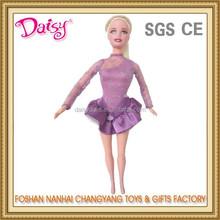 Nuevo estilo de la aduana hace que hace la muñeca de la aduana del vestido de tenis