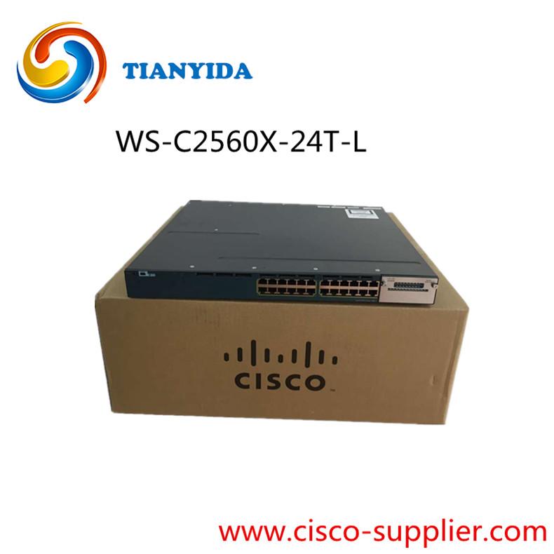 Cisco Chất Xúc Tác 3650-X Series 24 Port SFP Chuyển Đổi WS-C3560X-24T-L