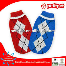 Wholesale cheap dog sweater!Autumn and winter pet clothing /dog Sweater clothes for teddy,poodle,chihuahua clothes