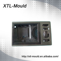 OEM & ODM Digital Wall Clock Plastic Case Mold Making with Factory Price