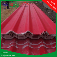 """""""Iron Crown """" high strength MGO anti-corosion fireproof insulated roofing sheet better than copper colored metal roof"""