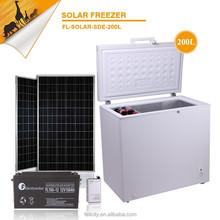 High quality low energy consumption 200L lockable home hotel room fridge