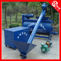 Portable Light Weight 8CBM, 20CBM per Hour Bubble Concrete Mixing and Pumping Machine at 30m, 100m and 180m Height
