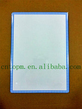 Promotional cheap gifts colored printing magnetic writing board for manufacturer
