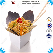 High Quality Chinese Noodle Box Supplier