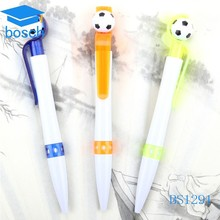 baseball plastic football pen
