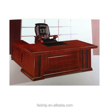 classic commercial office desk wood office desk FS0041