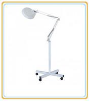 Medical Floor Standing 10x Magnifier Lamp
