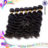 Wholesale price 5A top grade body wave 100% human virgin peruvian hair weaving