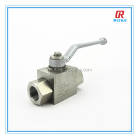 stainless steel 1 inch natural gas use ball valve