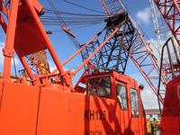 35T Japnese famous brand Hitachi KH 125 truck crane for sale