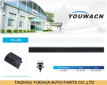 High quality wiper blades rubber refill